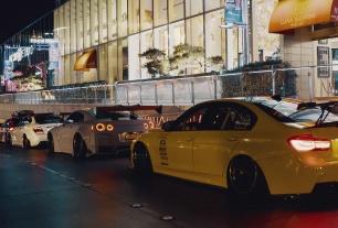 4K 跑车与都市 欣赏