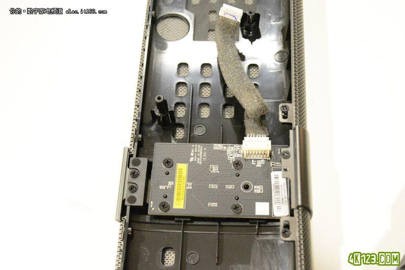 60寸小米电视3拆机 内部结构详细评测