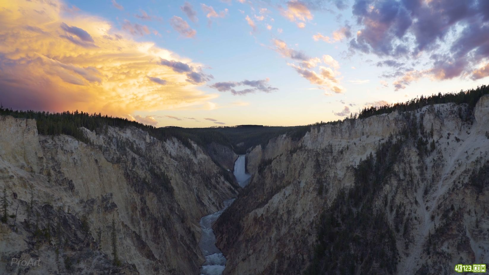Yellowstone National Park - 4K (Ultra HD) Nature Documentary Film - Episode 2_М.jpg