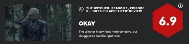 游戏爆改神剧要火!《巫师》评分稳定有看点