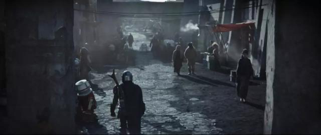 《星战宇宙》里首部真人剧集,今年不得不看的9.4分科幻神剧