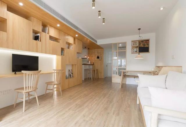 客厅不放电视,可以怎么设计布置?