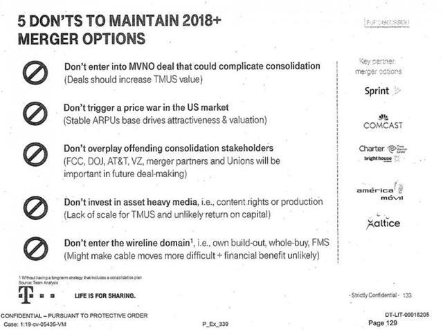 T-Mobile机密文档曝光:考虑合并有线电视公司Comcast