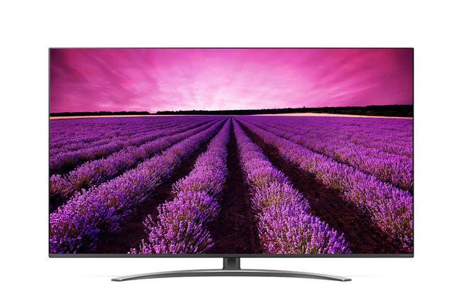 用NanoCell硬屏,LG高画质电视新年降800,看看人家的技术
