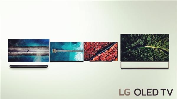 LG宣布2019款OLED/LCD电视:8K分辨、原生HDMI 2.1接口