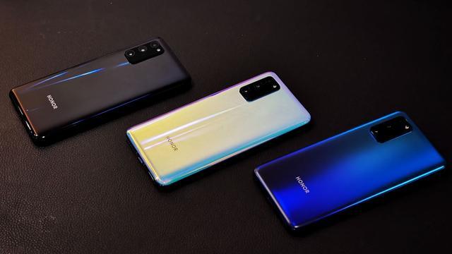 荣耀首款5G标杆销售额3秒破亿,荣耀周年庆发布全新配色