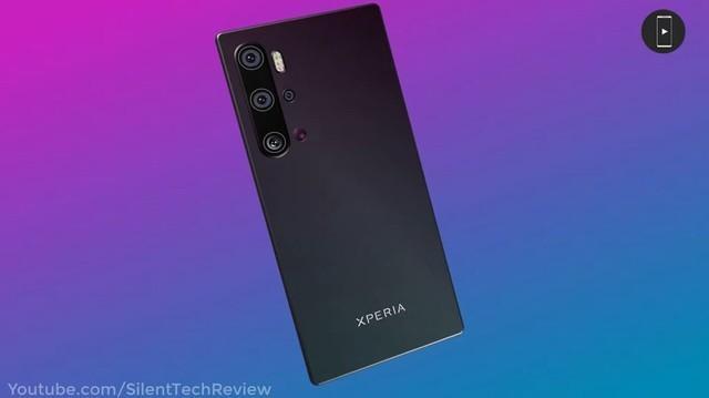 索尼Xperia 6 5G版新机曝光:6.4英寸OLED曲面屏/10倍光学变焦