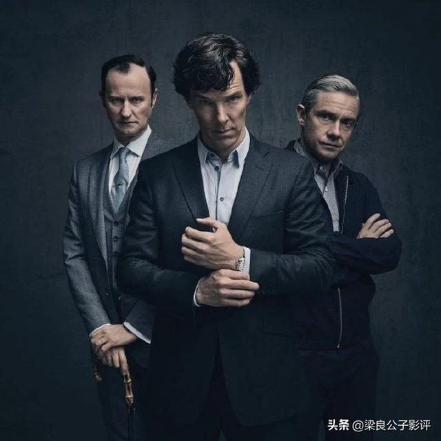 《神探夏洛克》什么高智商罪犯,都只有被男主碾压的份