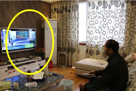 你家电视还挂墙上吗?早就过时了,现在大家都喜欢这样装了