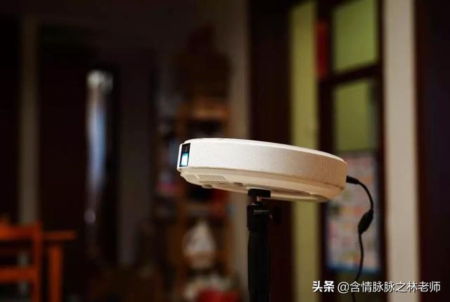 大屏幕电视还是2000块的投影仪?坚果G7S智能投影仪体验