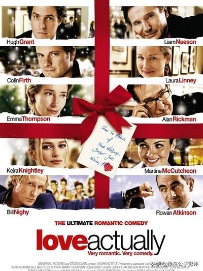 《真爱至上》:圣诞要开心,给你爱的勇气