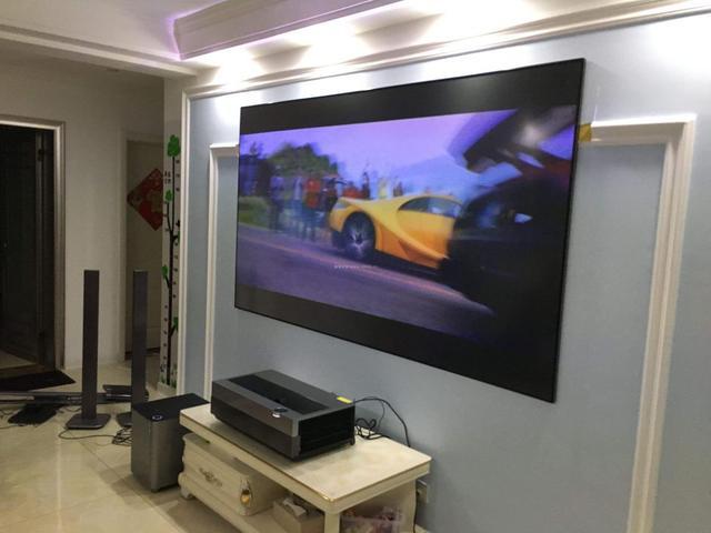 液晶电视将被淘汰!激光电视为什么是更好的选择?