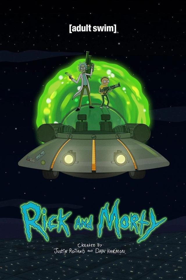 《瑞克和莫蒂》:某瓣9.9分的评分,高吗?哪个混蛋没有给10分