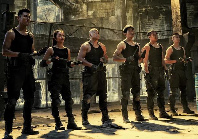 有惊也有喜,《特警队》到底是怎样的一部电影